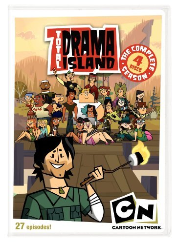 Total Drama Island Season 1 DVD Nr