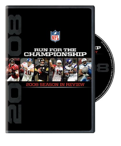 Nfl Run For The Championship 2008 Nfl Season In Review Nr
