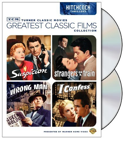 Hitchcock Thrillers Tcm Greatest Classic Films Nr 2 DVD