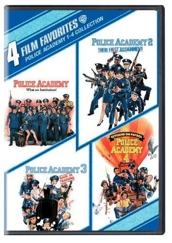 Police Academy 1 4 4 Film Favorites Nr 2 DVD