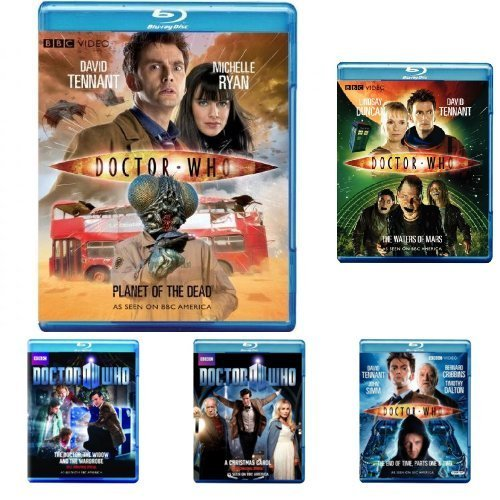 Doctor Who Planet Of The Dead Doctor Who Blu Ray Ws Nr