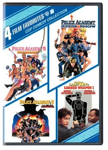 Cop Comedy 4 Film Favorites Nr 2 DVD