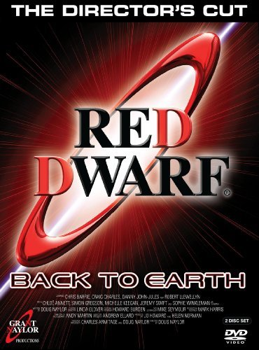 Red Dwarf Red Dwarf Back To Earth Directors Cut Nr 2 DVD