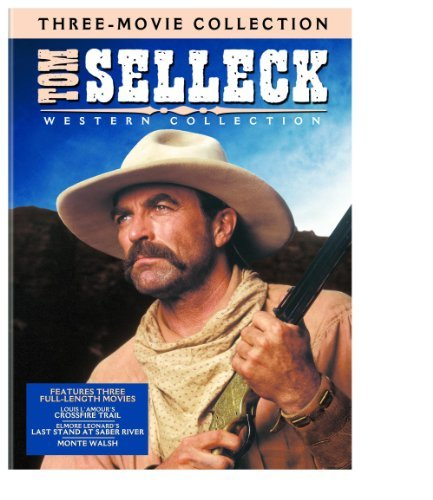 Tom Selleck Western Collection Selleck Tom Nr 3 DVD