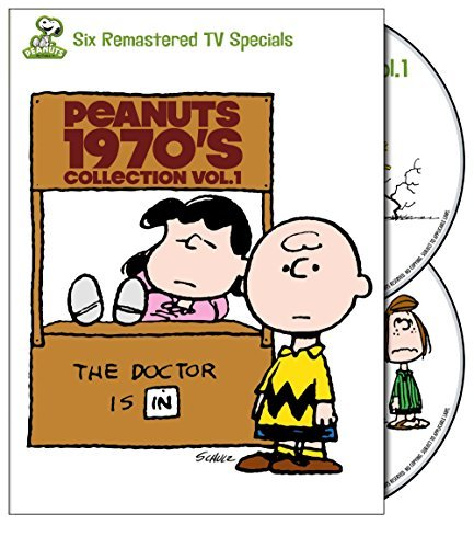 Peanuts Volume 1 1970's Collection DVD Nr
