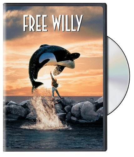 Free Willy Richter Petty Atkinson Schelle DVD Pg