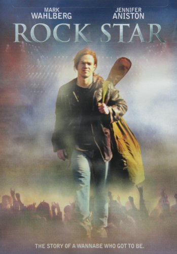 Rock Star Wahlberg Aniston West Dominczy DVD Nr