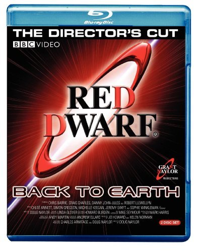 Back To Earth Red Dwarf Blu Ray Ws Nr 2 Br
