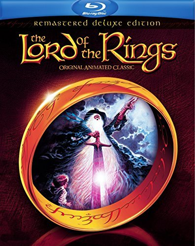 Lord Of The Rings Lord Of The Rings Animated Deluxe Edition Nr Blu Ray Ws