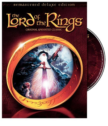 Lord Of The Rings (1978) Lord Of The Rings (1978) DVD Animated Deluxe Edition Nr