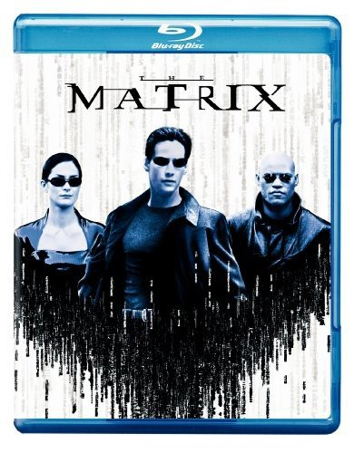 Matrix Reeves Fishburne Moss Blu Ray R