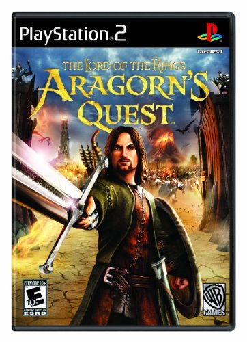 Ps2 Lord Of Rings Aragorn's Quest