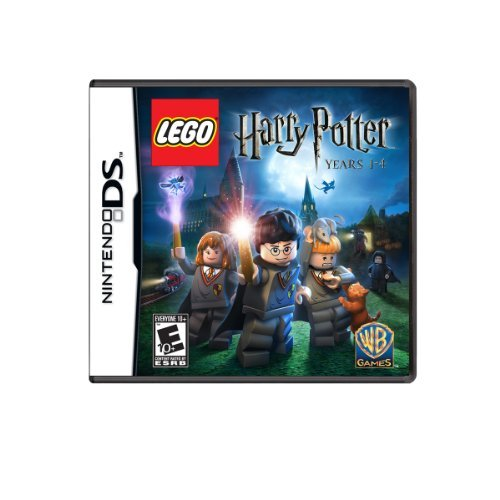 Nintendo Ds Lego Harry Potter Years 1 4 Whv Games E10+