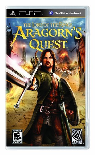 Psp Lord Of The Rings Aragorn's Quest