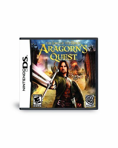 Nintendo Ds Lord Of Rings Aragorn's Quest