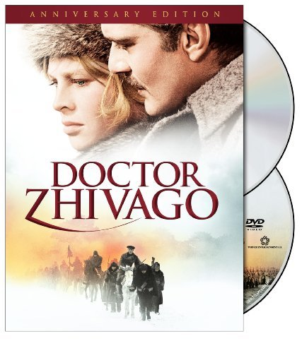 Doctor Zhivago Guinness Chaplin Christie Ws Annv. Ed. Coll Ed. Pg13