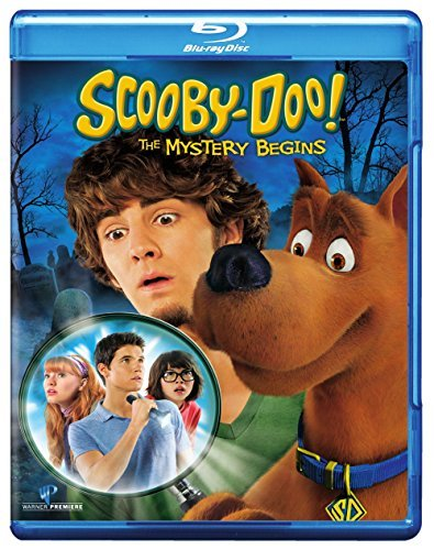 Scooby Doo! The Mystery Begins Scooby Doo! The Mystery Begins Ws Blu Ray Nr