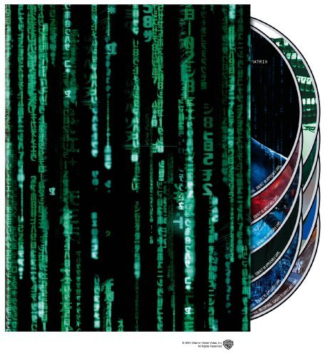 Matrix Reeves Fishburne Moss Ultimate Coll. Nr 7 DVD