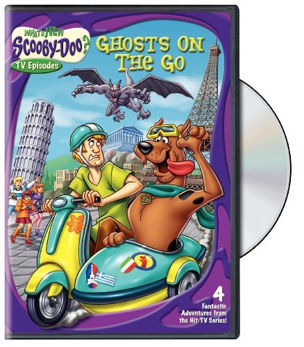 Scooby Doo What's New Scooby Vol. 7 Ghosts On The Go Eco Package Nr
