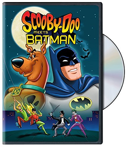 Meets Batman Scooby Doo Eco Package Nr