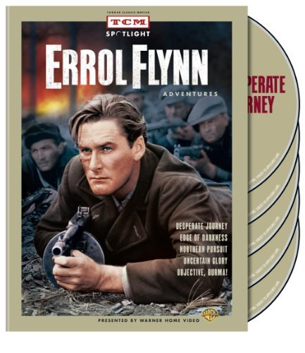 Errol Flynn Adventures Flynn Errol Nr 5 DVD