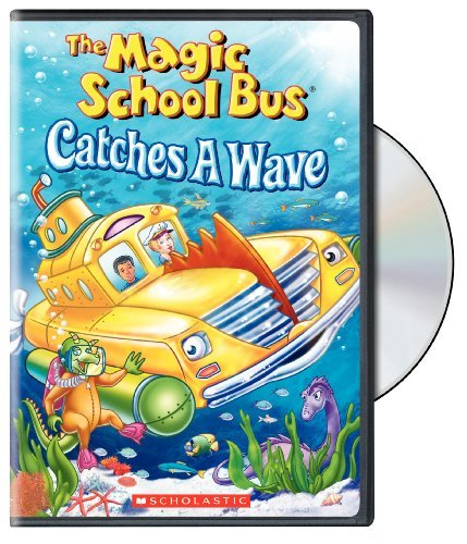 Magic Schoolbus Catches A Wave Eco Package Nr