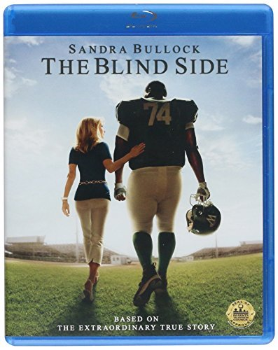 Blind Side Bullock Mcgraw Bates Aaron Blu Ray Ws Pg13 Incl. Dc
