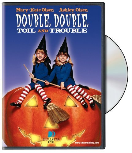 Double Double Toil & Trouble Olsen Twins DVD Nr