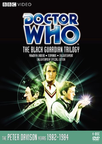 Doctor Who Black Guardian Tri Doctor Who Nr 4 DVD