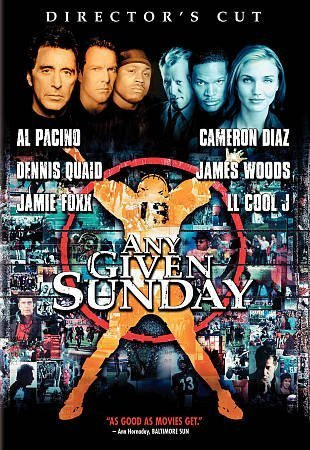 Any Given Sunday Any Given Sunday Ws Directors Cut R