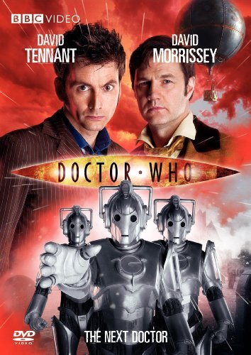 Doctor Who Next Doctor (2008 Doctor Who Nr