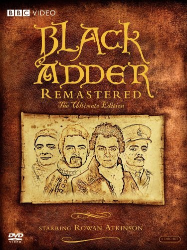 Remastered Ultimate Edition Black Adder Remastered Ultimate Ed. Nr 6 DVD