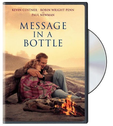 Message In A Bottle Costner Wright Newman DVD Pg13