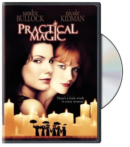 Practical Magic Bullock Kidman Channing Wiest DVD Pg13
