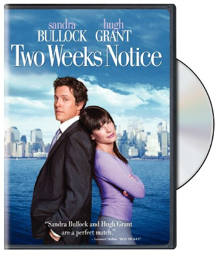 Two Weeks Notice Two Weeks Notice Ws Eco Package Pg13