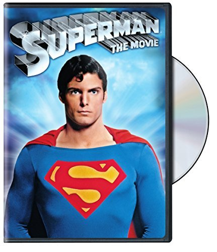 Superman (1978) Reeve Kidder Hackman DVD Pg Ws