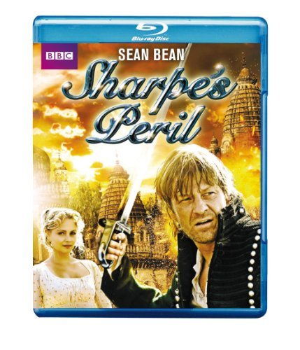 Sharpe's Peril (2008) Bean Sean Blu Ray Ws Nr