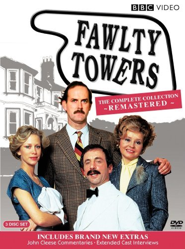Fawlty Towers Collection Fawlty Towers Collection Remastered Special Ed. Nr 3 DVD