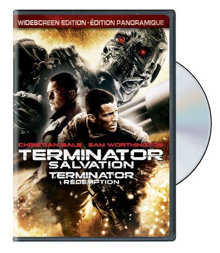 Terminator Salvation Bale Worthington Yelchin Ws