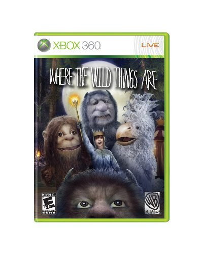 Xbox 360 Where The Wild Things Are