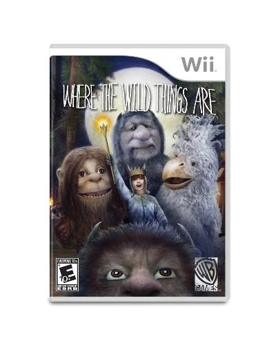 Wii Where The Wild Things Are