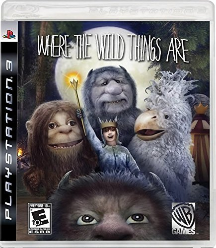 Ps3 Where The Wild Things Are Whv Games