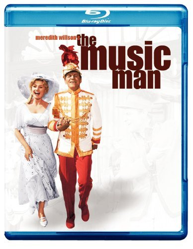 Music Man Preston Jones Hackett Gingold Blu Ray Ws G