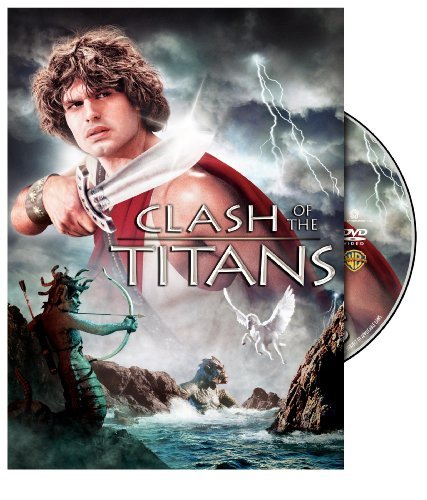 Clash Of The Titans Hamlin Olivier Smith DVD Pg