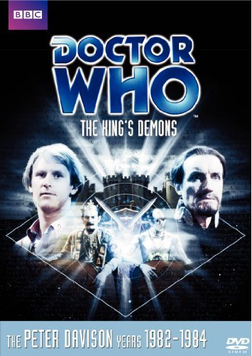 Doctor Who King's Demons Doctor Who Nr