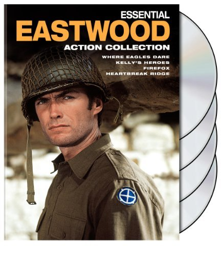 Essential Eastwood Action Col Eastwood Clint Nr 4 DVD