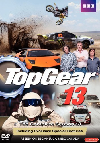 Top Gear Season 13 Nr