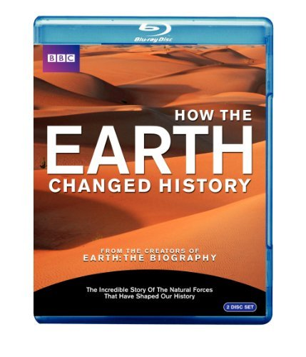 How The Earth Changed History How The Earth Changed History Blu Ray Ws Nr