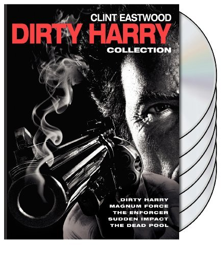 Dirty Harry Collection Eastwood Clint Nr 6 DVD
