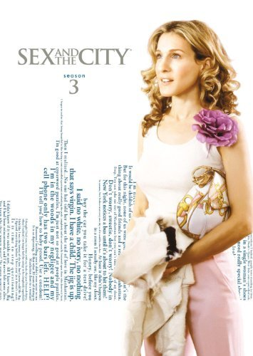 Sex & The City Sex & The City Season 3 New Package Season 3
